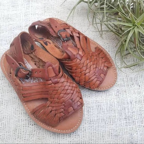 Mexican Baby Shoes Huaraches Sandals